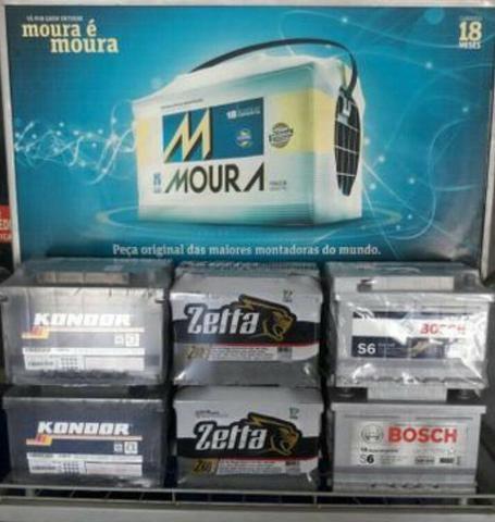 Bateria 60 ah r$ 229.00
