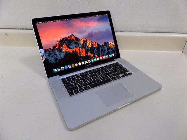 Apple macbook pro 15 - 16gb memoria Ram + SSD 256 Samsung