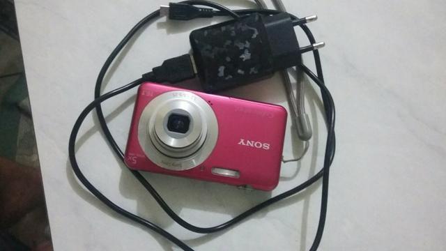 Câmera sony 16.1 megapixels