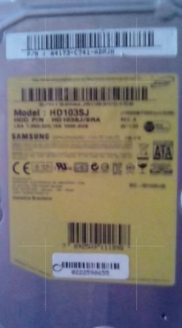 Hd 1Tb Samsung urgente