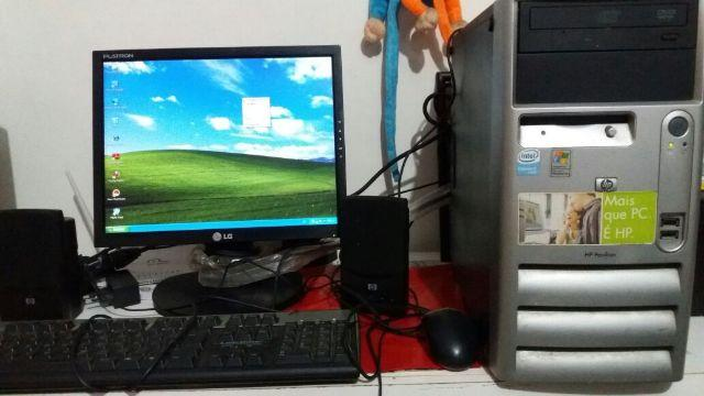Pc desktop HP