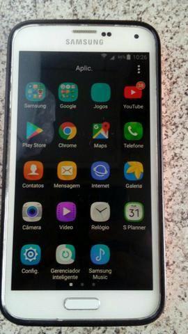Samsung s5 grande.