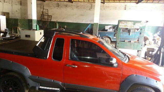 Fiat strada adventure baixei pra vender logo