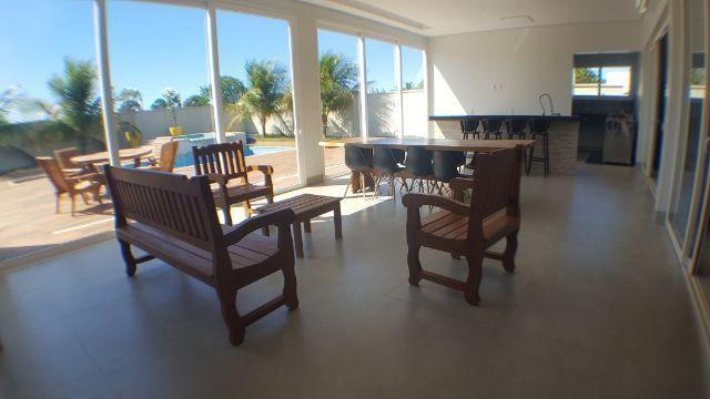 Casa 3 Suítes + Escritório, 380 m² no Polinésia - Alto Padrão - Foto 6