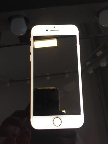 IPhone 07 Ouro rosa 128 GB