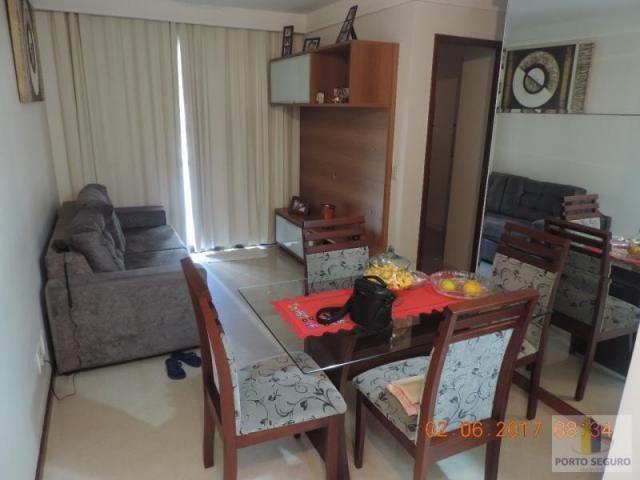 Apartamento para venda em vitória, jardim camburi, 2 dormitórios, 1 suíte, 2 banheiros, 1  - Foto 2