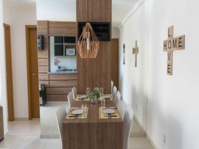 Apartamento à venda com 2 dormitórios em Vila rosa, Goiânia cod:AL1122 - Foto 6