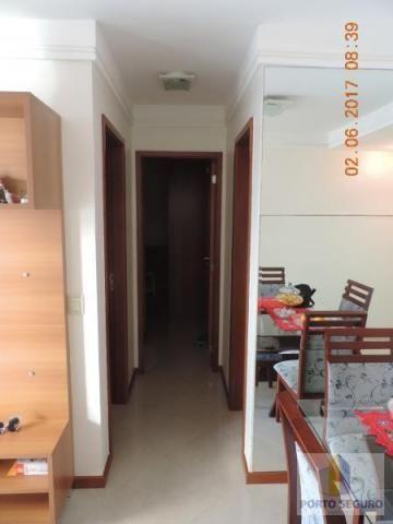 Apartamento para venda em vitória, jardim camburi, 2 dormitórios, 1 suíte, 2 banheiros, 1  - Foto 3
