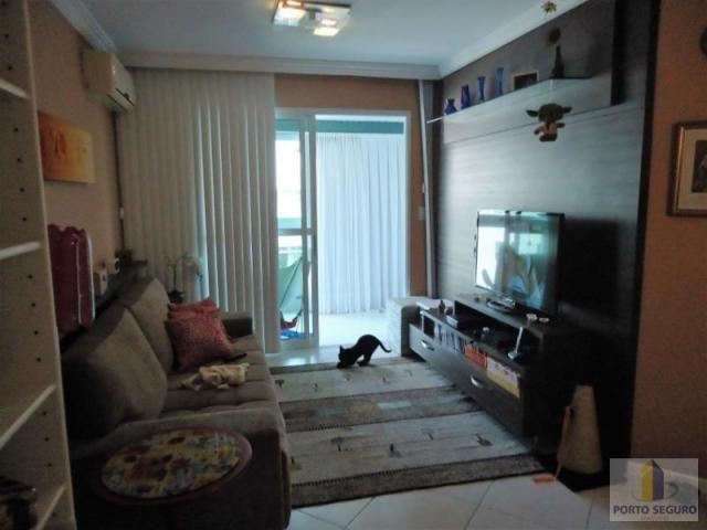 Apartamento para venda em vitória, jardim camburi, 2 dormitórios, 1 suíte, 2 banheiros, 2  - Foto 3