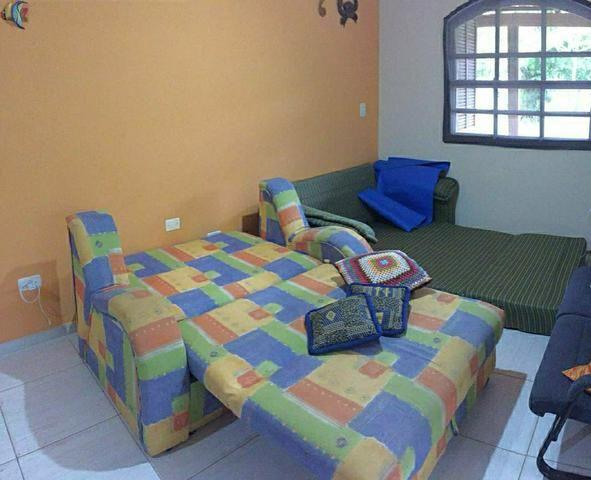 Casa praia de Itapoá/SC - pacote 5 dias por R$ 999,00 + tx limpeza R$150,00 - Foto 2