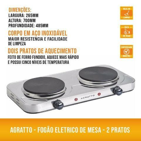 Fogão Elétrico 127v - Agratto
