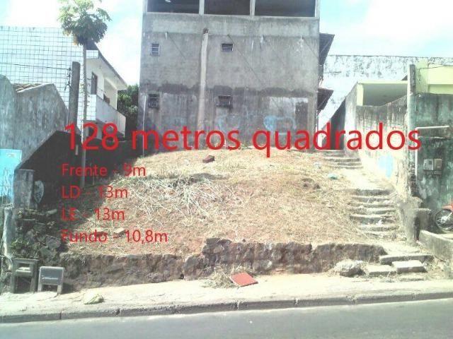 Terreno, 128m2, Escriturado, Avenida Nestor Duarte - São Caetano