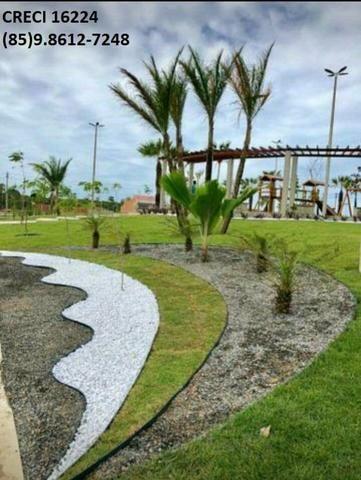 Saia do aluguel. lotes a 5 minutos do centro de Maracanaú - Foto 9