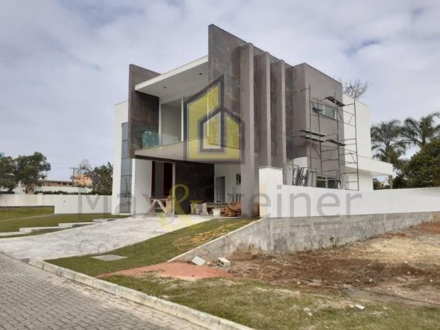 Ingleses/ Escriturada, Linda Casa de Alto Padrão em Condomínio, 03 Suítes! Floripa-SC - Foto 4