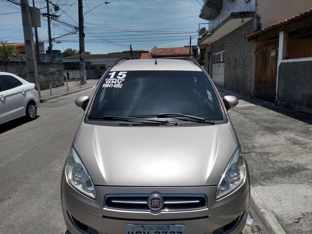 Fiat Idea 2015 1.4 Flex GNV - Foto 4