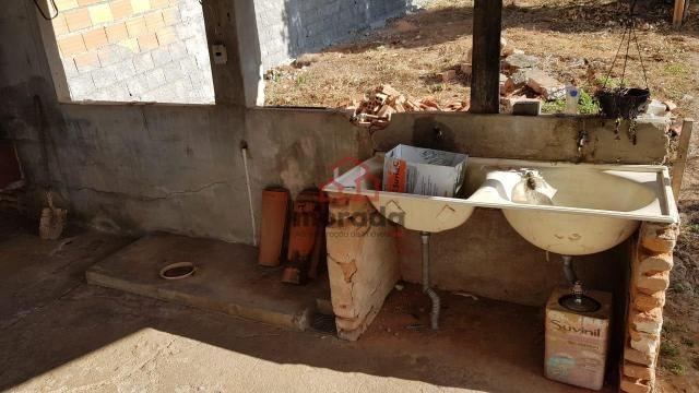 Casa para aluguel, 2 quartos, residencial morro do sol - itauna/mg - Foto 10