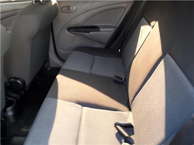Toyota Etios 1.5 xs sedan 16v flex 4p manual - Foto 9