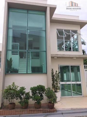 Casas duplex em condominio no eusebio com 3 quartos e lazer - Foto 16