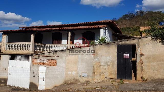 Casa para aluguel, 2 quartos, residencial morro do sol - itauna/mg