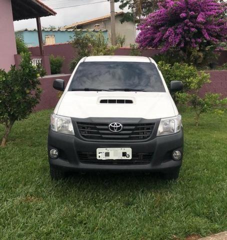 Toyota Hilux CS 2015 - Foto 2