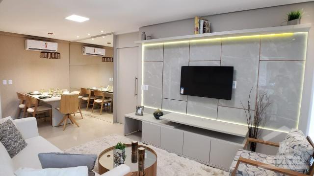 . Belíssimo apartamento no Vivendas Ponta do farol com vista mar. - Foto 3