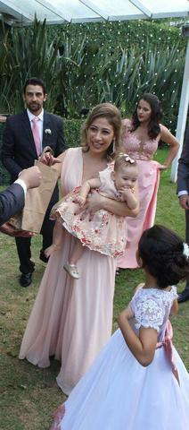 Maravilhosos vestidos de festa mãe e filha 1 ano - Foto 6