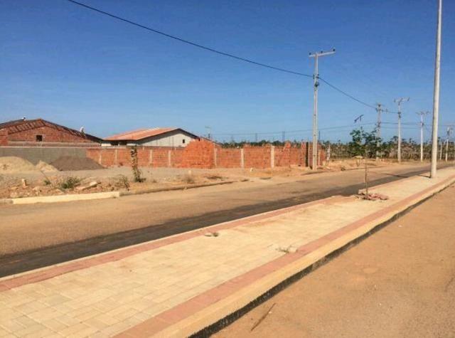 Saia do aluguel. lotes a 5 minutos do centro de Maracanaú - Foto 14
