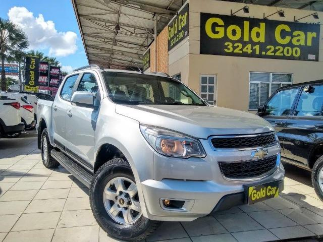 Chevrolet S10 LT 2015-(Padrao Gold Car)