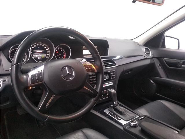 Mercedes-benz C 180 1.6 cgi sport 16v turbo gasolina 4p automático - Foto 8