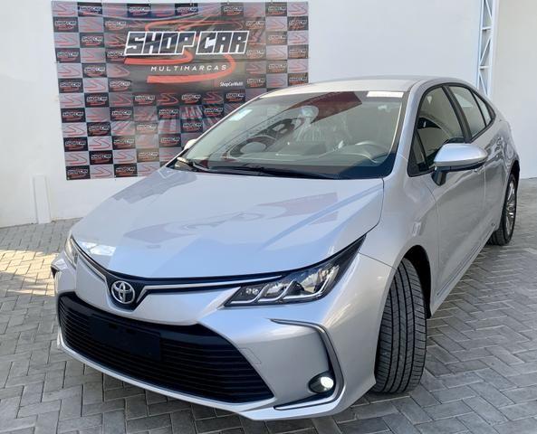 Novo Corolla XEI 2020 Emplacado 0KM - Foto 2