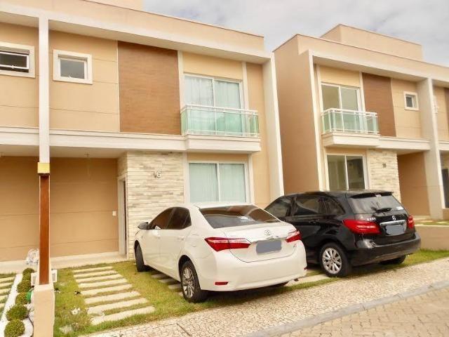 CA0543 - Casas duplex no Condomínio Carmelle Vitta