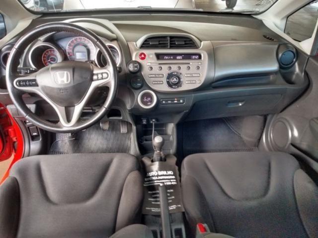 Honda Fit EX 1.5 FLEX 4P - Foto 9