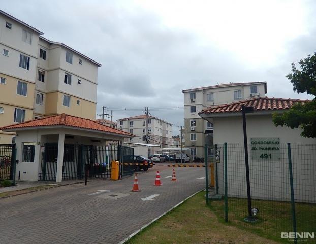 Apartamento à venda com 2 dormitórios em Fátima, Canoas cod:14622