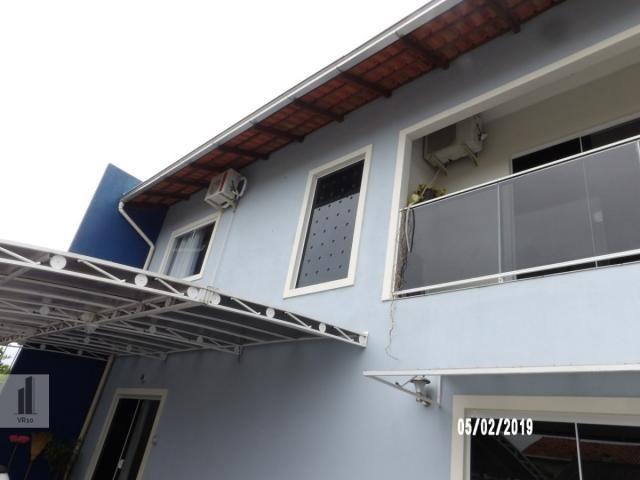Sobrado, Jarivatuba, Joinville-SC - Foto 12