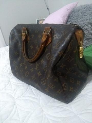 Bolsa Louis Vuitton modelo Speedy - Original