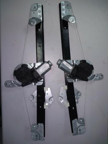 *7- Kit Vidro Eletrico Diant Renault Sandero e Logan