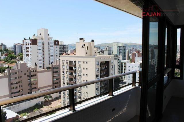 Apartamentos de 2 suítes com 2 vagas de garagem no bairro petrópolis
