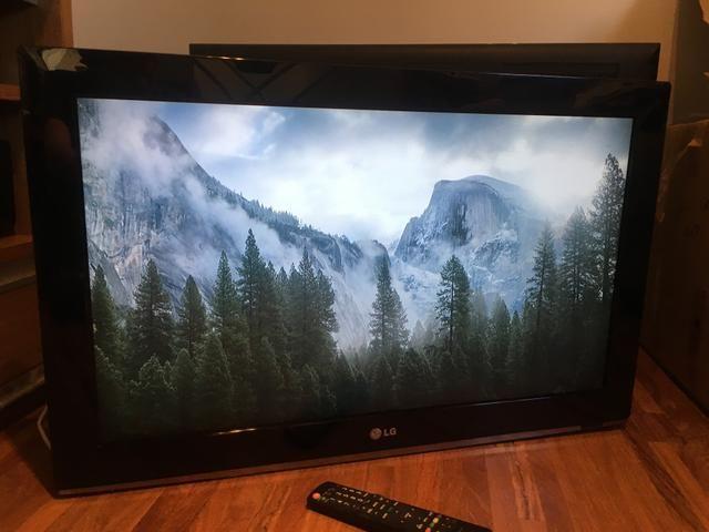 Tv LG Led 32 polegadas em ótimo estado