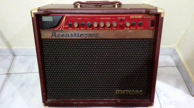 Amplificador Acoustic Meteoro V.70