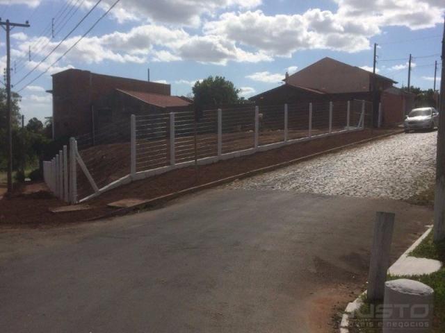 Terreno à venda em Campestre, São leopoldo cod:9236