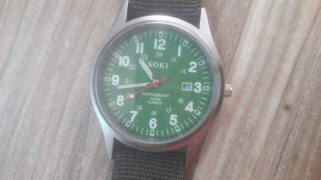 aed8d121322 Relógio Soki - Bijouterias