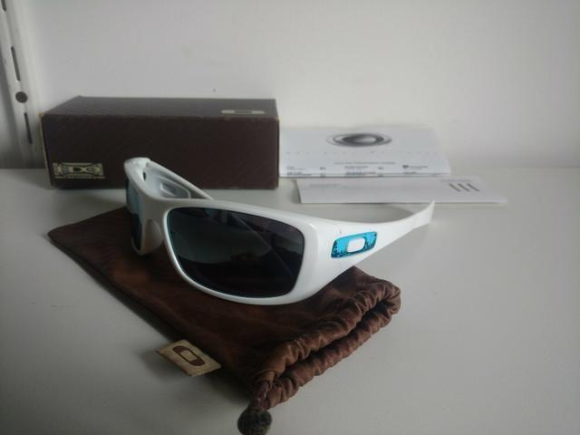Oculos Oakley Hijinx branco edição especial - Bijouterias, relógios ... 301cba4e53