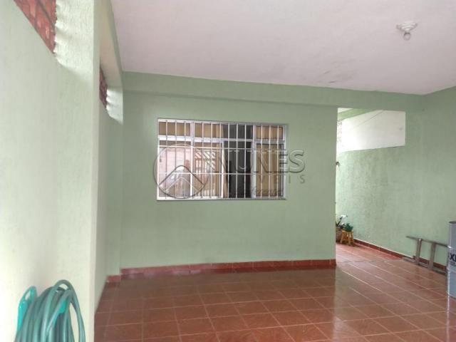 Casa à venda com 3 dormitórios em Jardim padroeira, Osasco cod:364661 - Foto 2