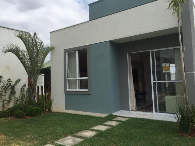Vila Real casa térreas 2/4 100% Laje entrada zero;Escritura Grátis, sub. $ 31 mil