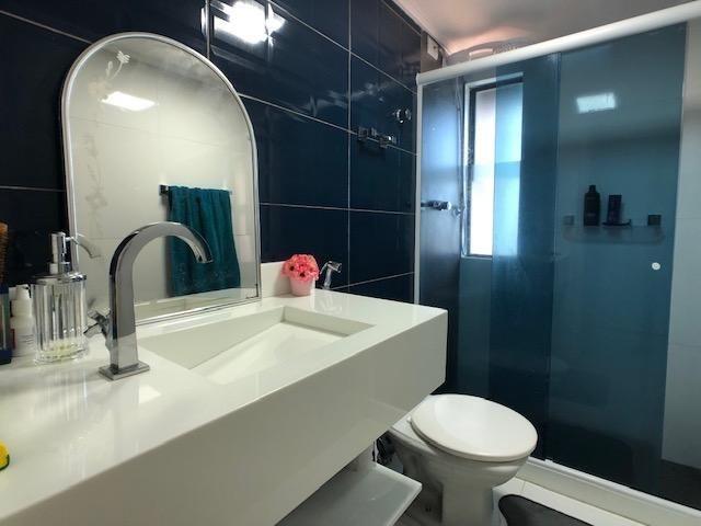 Apartamento 3 quartos, 1 suíte + Dep. em Olinda c/ 96m2 troca por maior - Foto 8