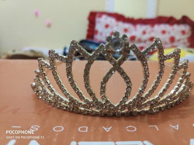 Coroa Prateada - Foto 4