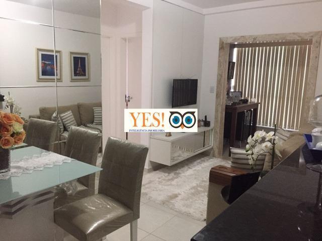 Apartamento 2/4 Moboliado para Aluguel Cond. Vila Espanha - SIM