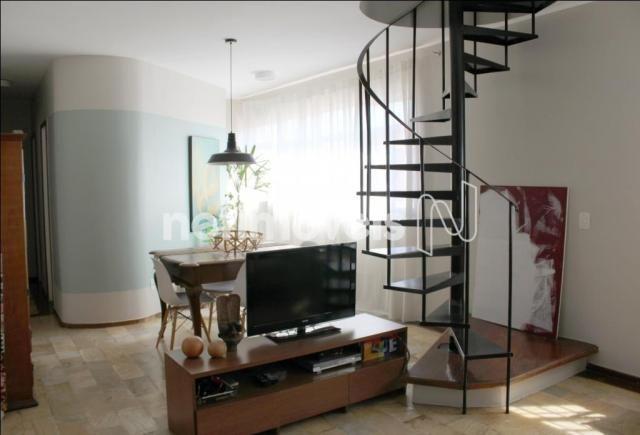 Apartamento à venda com 4 dormitórios em Estoril, Belo horizonte cod:540409