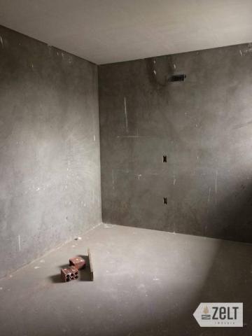 Apartamento com 3 dormitórios à venda, 91 m² por r$ 300.000 - sol - indaial/sc - Foto 7