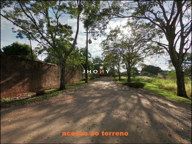 Cond. Monte Alto, residencial, 1000 m², próx. ao posto G10 - Foto 7